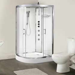 Opus Offset Quadrant Shower Cabins